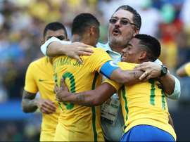 O Brasil conquistou o ouro olímpico após derrotar a Alemanha na final, nos penaltis. Goal