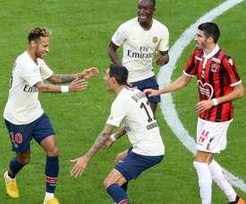 Le PSG a étiré sa belle série. Goal