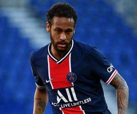 Neymar completa três anos de PSG de olho em auge com a Liga dos Campeões. EFE