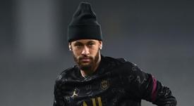 Neymar não unanimidade do Barcelona. EFE