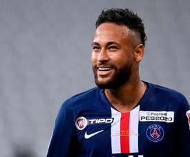 Neymar a fête ses trois ans dans la capitale française . GOAL
