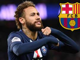 Neymar ainda sonha com o Barcelona. Goal