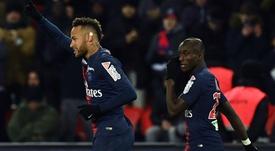 Paris s'est incliné face aux Bretons. Goal