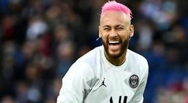 Neymar évoque la double confrontation contre Dortmund en C1. Goal