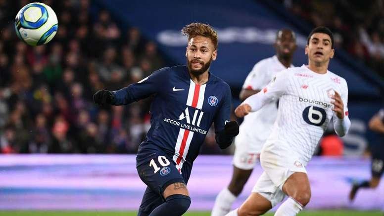 Neymar, un retour entre approximations et agacement. Goal