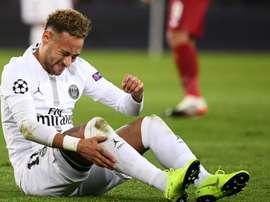 Neymar PSG Liverpool UEFA Champions League
