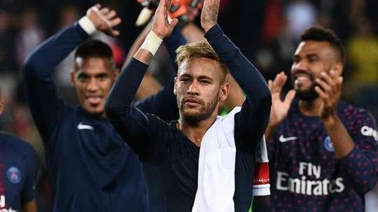 Neymar et les siens affrontent un Monaco en crise. Goal