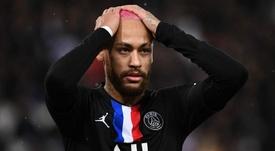 Neymar est bien absent du groupe pour Lyon, Silva et Marquinhos aussi. Goal
