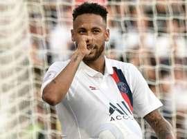 Neymar ficou no PSG. Goal