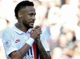 Neymar PSG Strasbourg Ligue 1