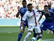 Neymar a joué son premier match depuis longtemps avec le PSG. Goal