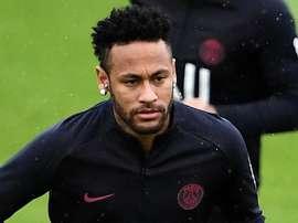 Tuchel espera 'resolução rápida' para futuro de Neymar no PSG