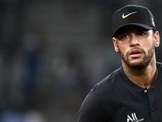Abdou Diallo n'a pas de problème avec Neymar. AFP