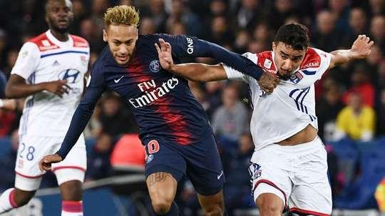 Des gros absents pour le match contre Amiens. AFP