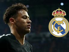 Neymar Real Madrid. Goal