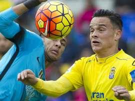 Roque Mesa pourrait quitter Las Palmas cet été. Goal