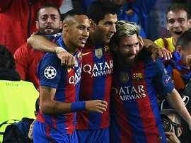 Barcelona trata Neymar como assunto proibido. Goal