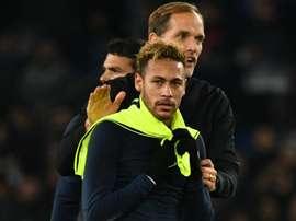 Tuchel manda recado para Neymar após amistoso. Goal