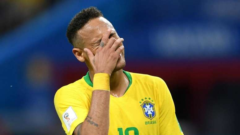 Neymar and Brazil flopped to a quarter final finish in Russia this summer. GOAL