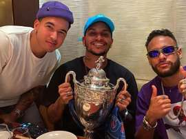 Juliet separada: o que Neymar quis dizer com a expressão? EFE