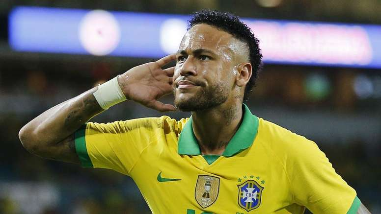 Neymar negotiations not over between PSG and Barcelona, claims father.