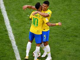 Casemiro: Neymar is the best, but Brazil have other great players.
