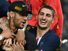 Verratti says Neymar is a very important player for PSG. GOAL