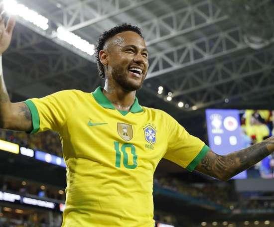 Tite discusses Neymar