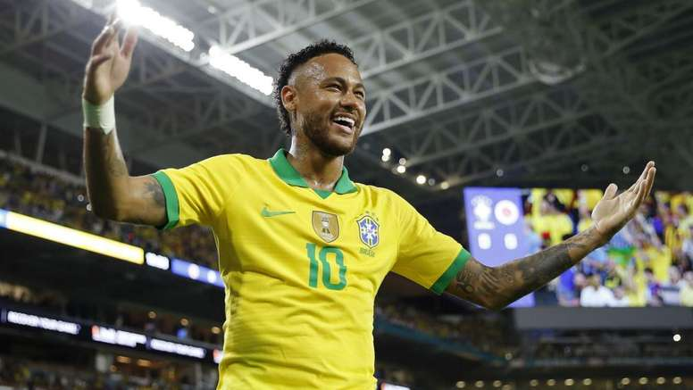 Neymar smashed expecations with his return from injury. GOAL