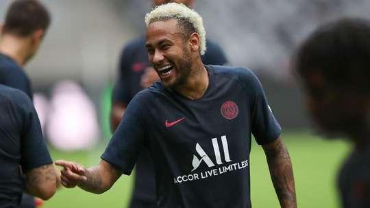 Neymar will be back. GOAL