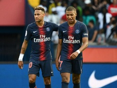 Neymar and Mbappe will be unleashed against Liverpool on Tuesday. GOAL