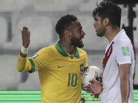 Neymar is a clown – Zambrano hits out at Brazil star. AFP
