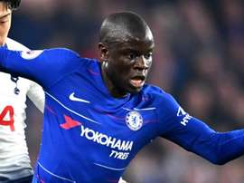 NGolo Kante Chelsea 2018-19