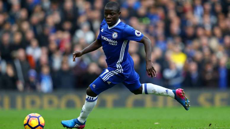Kante claims Premier League Player of the Season prize - BeSoccer e46be4ae79cd8