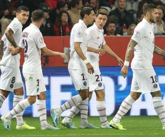 Le PSG a battu Nice à l'Allianz Arena. Goal