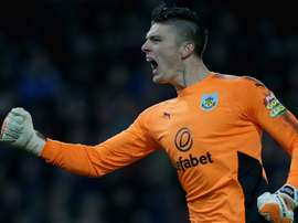 Nick Pope has signed a Burnley contract until 2023. GOAL