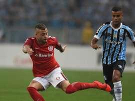 Prováveis escalações de Internacional e Grêmio. Goal