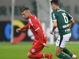 Prováveis escalações de Internacional e Palmeiras. Goal