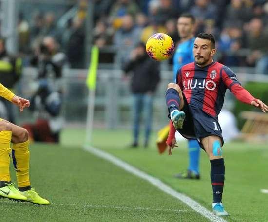 Sansone e Santander ai box. Goal