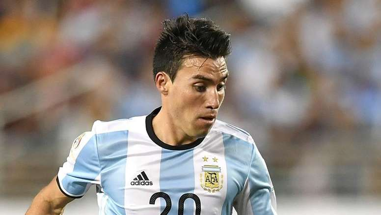 Gaitan has been capped 19 times for Argentina. GOAL