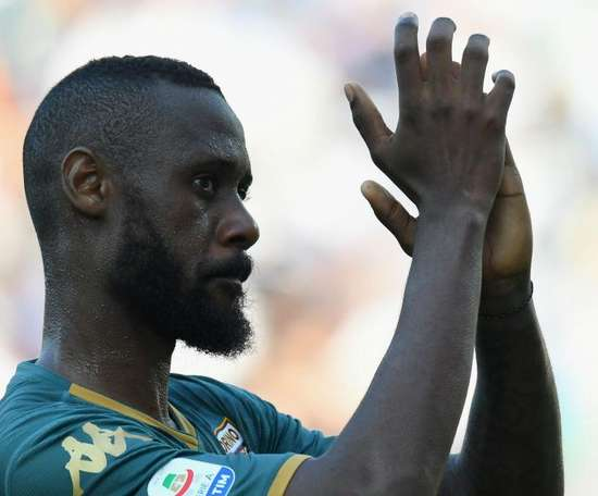 Les excuses de Nicolas Nkoulou. Goal