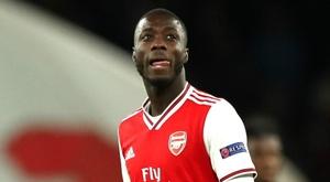 L'attaccante ivoriano dell'Arsenal Pepé. Goal