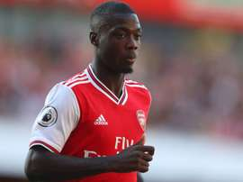 Wenger warns out-of-form Pepe to expect fight for Arsenal place.