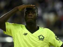 Nicolas Pepe Lille Amiens. Goal