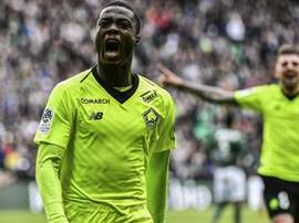 Pépé devrait quitter Lille. Goal