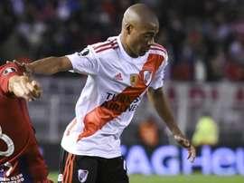 Cerro Porteno 1-1 River Plate (1-3 agg).