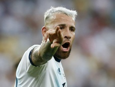 Otamendi is aware of the feat that is awaiting Argentina. GOAL
