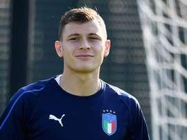 Inter sign Italy international Barella from Cagliari. GOAL