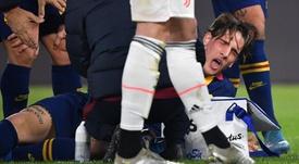 Rimpianto Zaniolo: quel ginocchio gonfio prima di Roma-Juve...