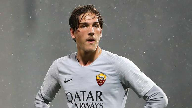Zaniolo is committed to Roma. GOAL